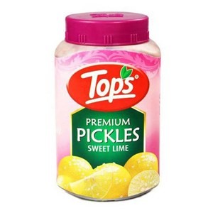 Picture of Tops Sweet Lime Pickle